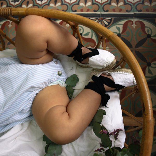 alpargatas para bebé