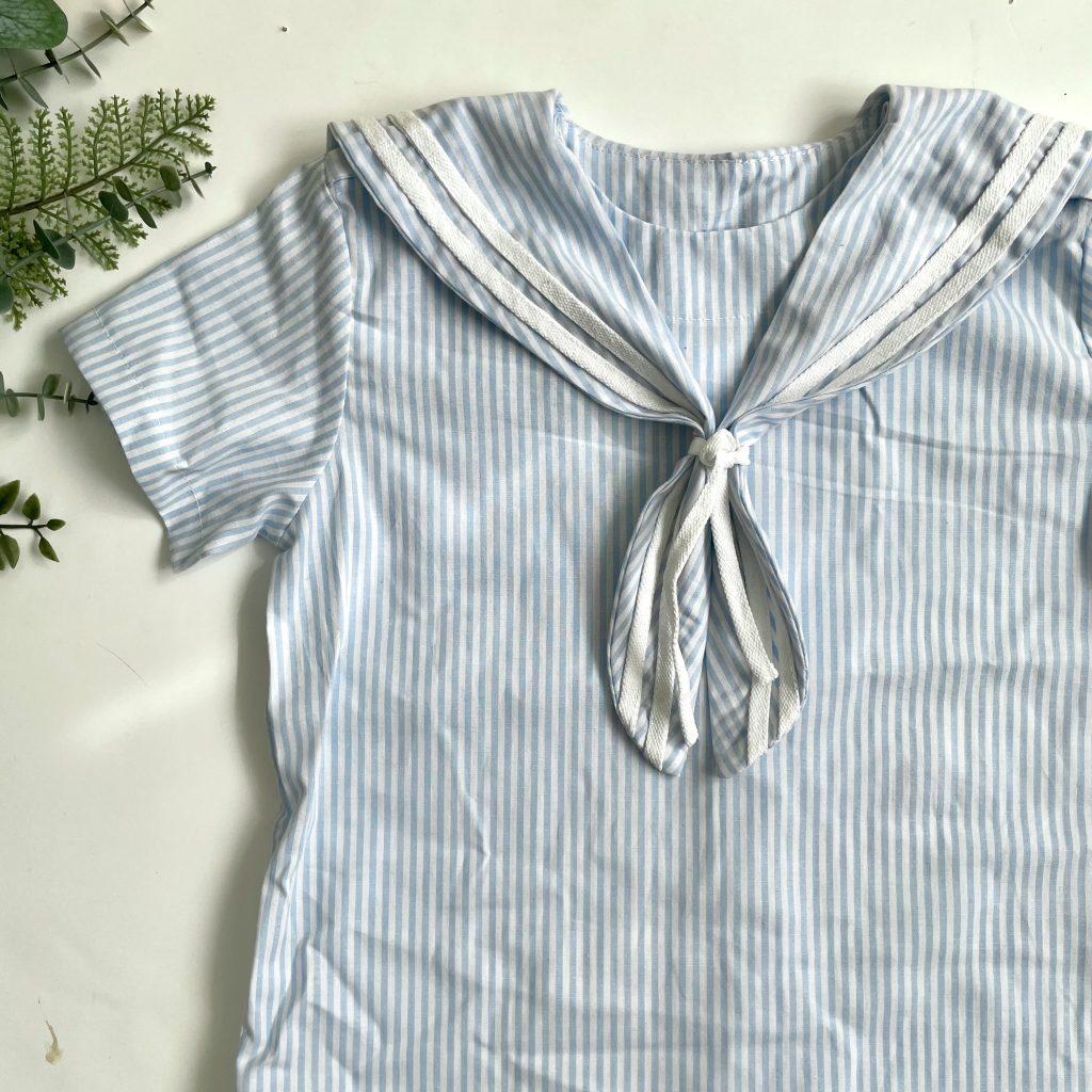 camisa marinera niño